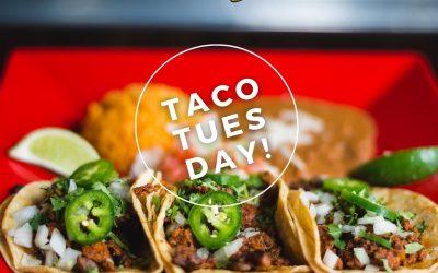 Taco Tuesday at Huntley's Tacos Locos